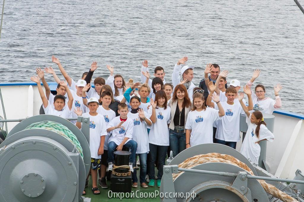 13 08 23 270 img 0205 2 wm 1024x682 Старт нового благотворительного проекта Открой свою Россию.